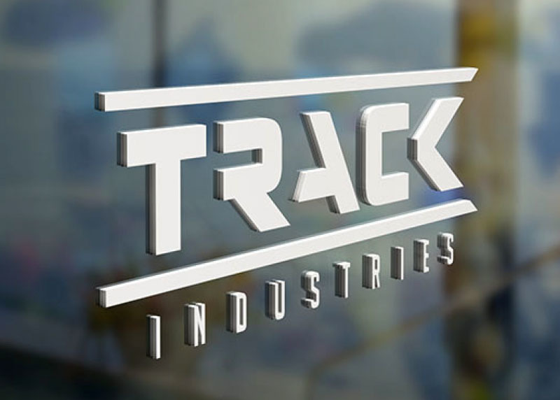 Christchurch Logo design for Track Industries