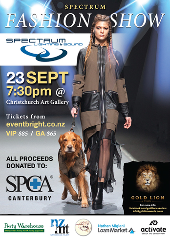 Spectrum Fashion Show