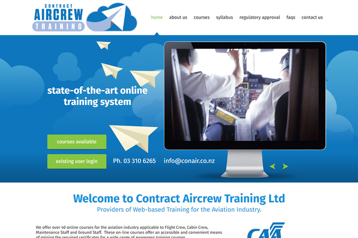 Contract Aircrew Training