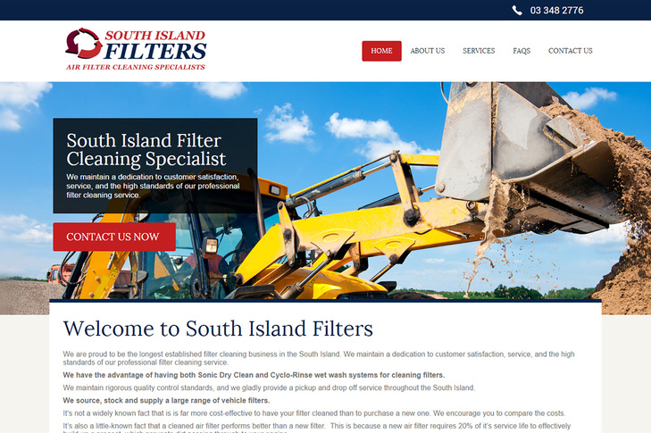 South Island Filters